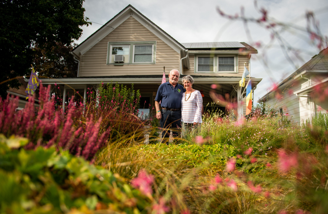 Puyallup will help pay for your rain garden. City promotes stormwater conservation