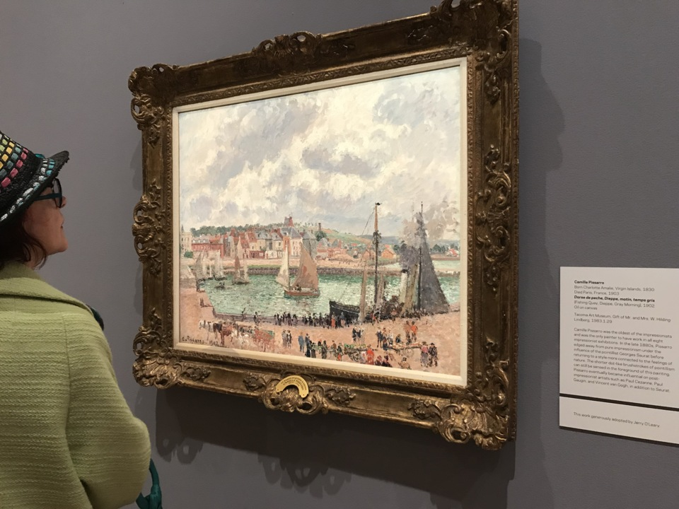 Tacoma Art Museum puts spotlight on Impressionist art superstars here, abroad