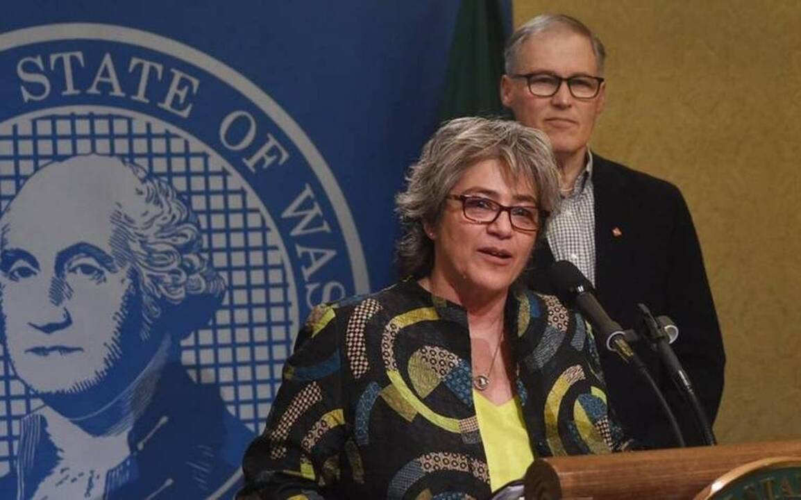 Cheryl Strange introduced as new Western State Hospital CEO