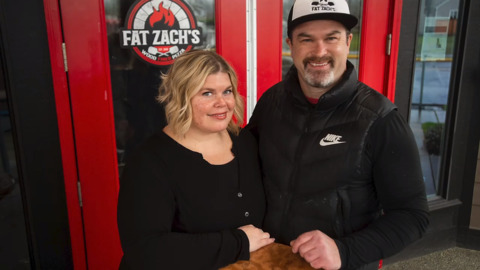 Fat Zach's Pizza finds permanent home in Puyallup