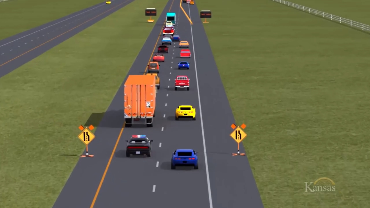 Traffic Q&A: Merging drivers must yield to those on highway