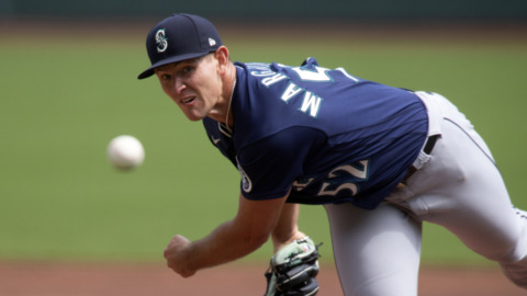 Mariners starter Nick Margevicius on series move to San Diego: 'We've just got to bring our best every single day'