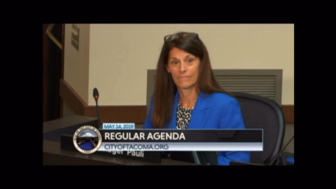 Council unanimously approves raise, reappointment for Tacoma city manager