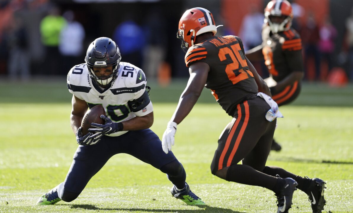 Seahawks at Browns aftermath: What's being said after the Seahawks' close victory in Cleveland