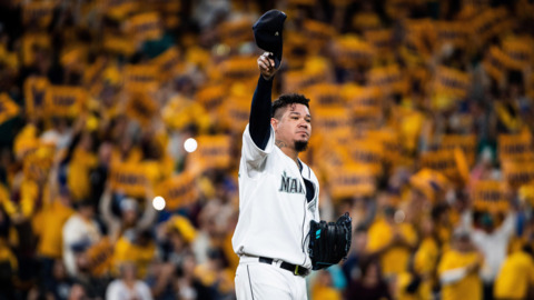 'I've loved every part of it,' says Felix Hernandez of 15 seasons with the Seattle Mariners