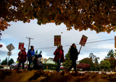 School year extended for Sumner, Bonney Lake students after paraeducator strike