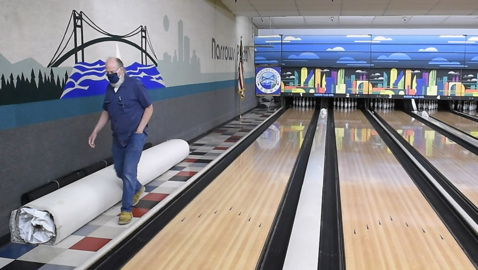 Pandemic knocked down bowling centers like mine in Tacoma. Now let us reopen safely