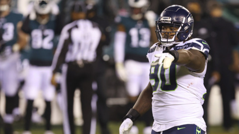 As Jarran Reed posts an online goodbye, cap-saving Seahawks to re-sign Carlos Dunlap