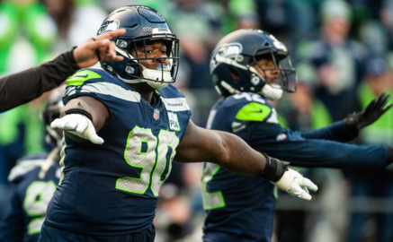 Now that he's back for Seahawks' pass rush what did Jarran Reed learn from NFL suspension?