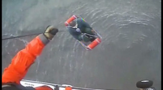 Coast Guard rescues two from stranded vessel near Port Angeles