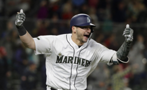 Mike Zunino slumped, then hits walk-off extra-innings homer