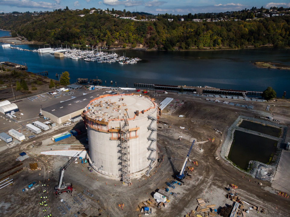 Tacoma LNG facility gains permit approval from clean air agency after long, hard fight
