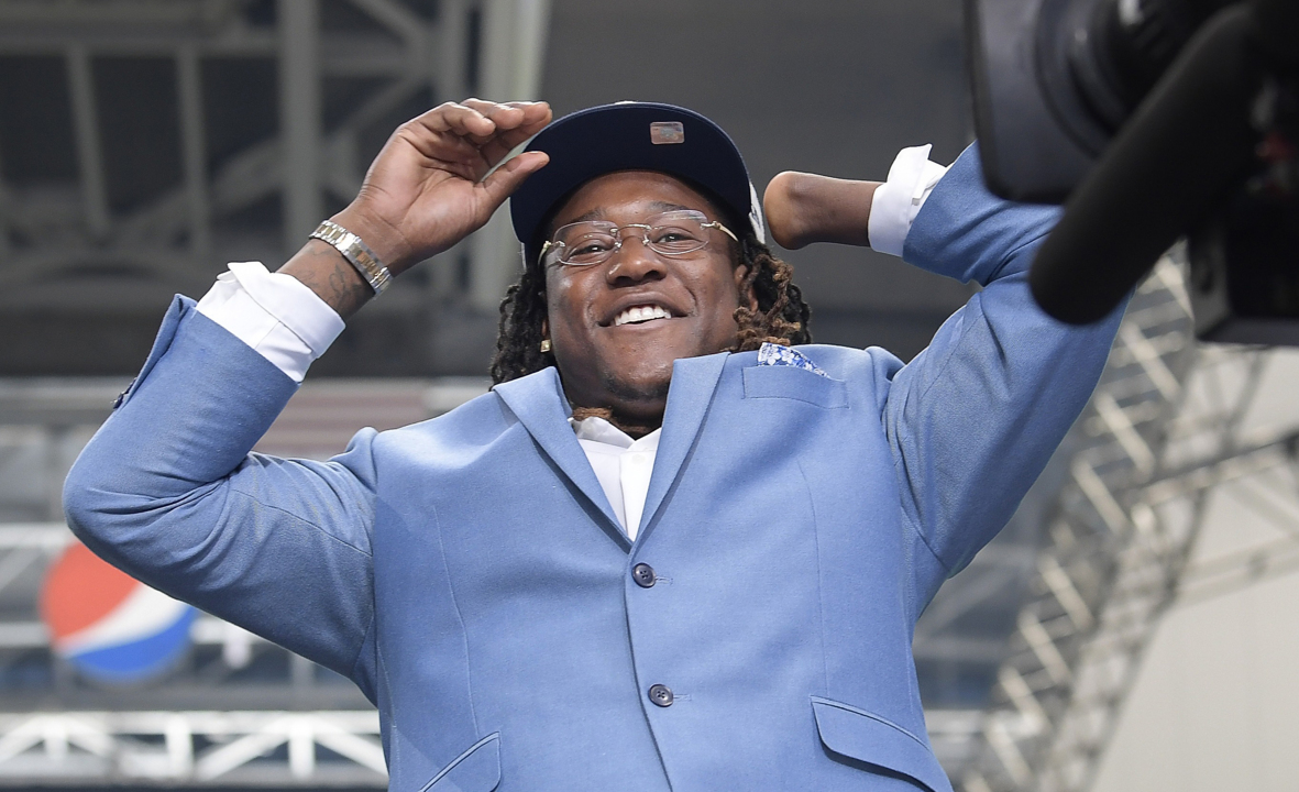 Not to be lost in the jubilation, Shaquem Griffin is a really good player