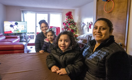 A surprise from the Northwest Detention Center: immigrant father avoids deportation