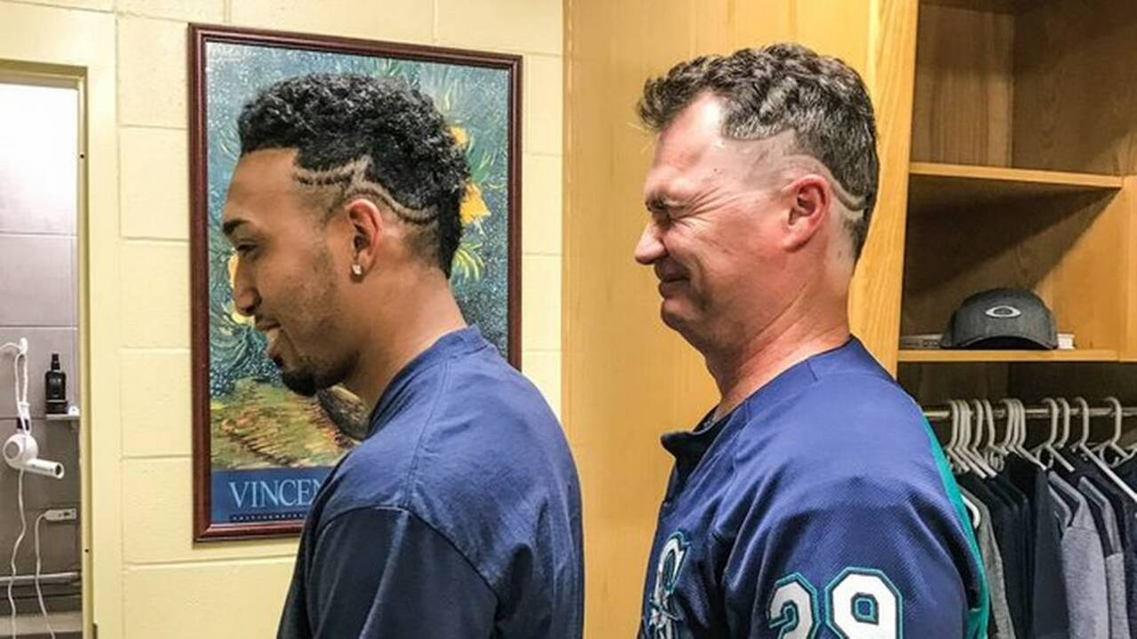 50 Shaves Edwin Diaz Mariners Watch Manager Come Through On