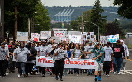 OGs see the violence in Tacoma and say enough. 'Our children are being killed'