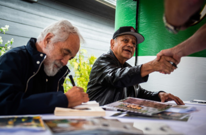 Cheech and Chong reunited in Tacoma over legal cannabis
