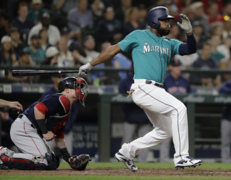 Mariners' Denard Span channeled 'calm-angry' in new guy's clutch double to beat Boston