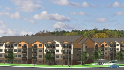 New apartments in Lakewood the first of many units in the pipeline