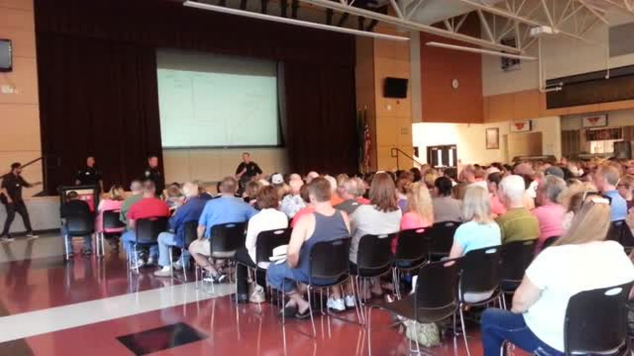 VIDEO: Puyallup community meeting in response to southwest
