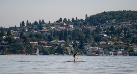 Get ready for a pre-summer heat wave in the South Sound