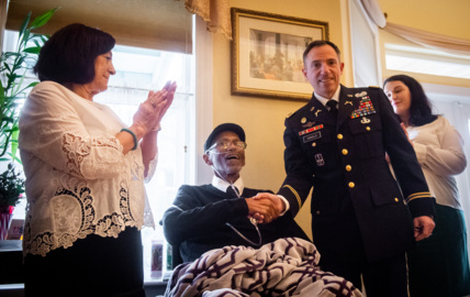 Duty calls for Washington lawmakers to serve military families and veterans