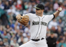 Mariners' Wade LeBlanc: 'I'm going to throw until they take it from me'