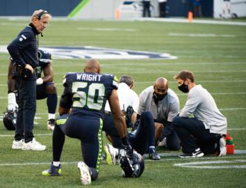 Pete Carroll: Bruce Irvin, Marquise Blair out for the year, how Seahawks will try to replace them