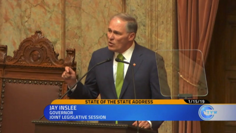 Highlights of Governor Inslee's State of the State address