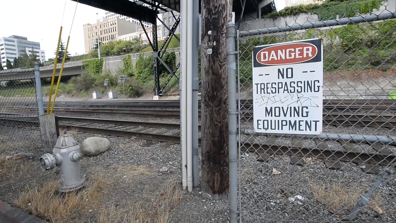 Woman fatally struck by freight train in Tacoma | Tacoma News Tribune