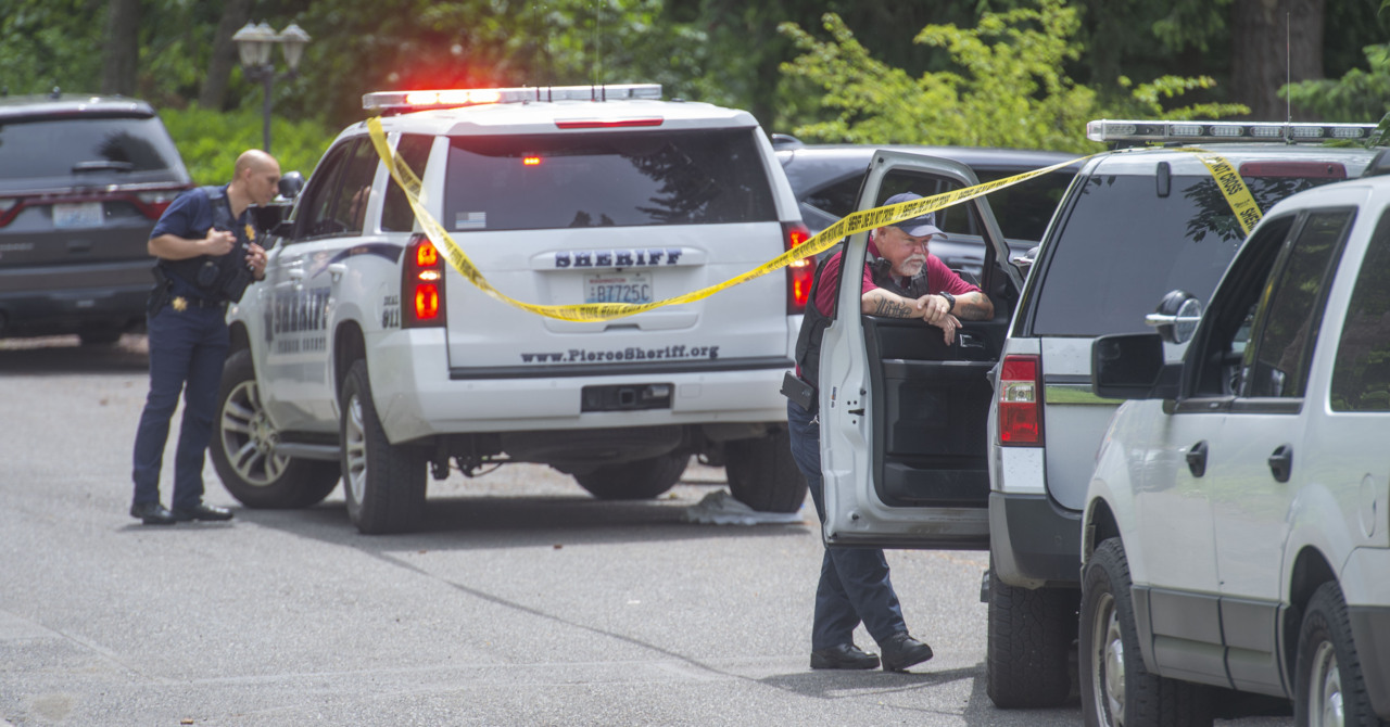 Pierce County man killed by son in gruesome attack has been identified