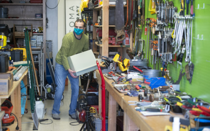 Tacoma Tool Library moving to spacious digs