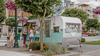 Getting ice cream on wheels is Bliss