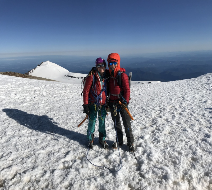 Women complete Mount Rainier Infinity Loop: a jaw-dropping amount of climbing, running