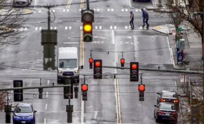 Ever wonder why traffic lights in downtown Tacoma takes so long to change?