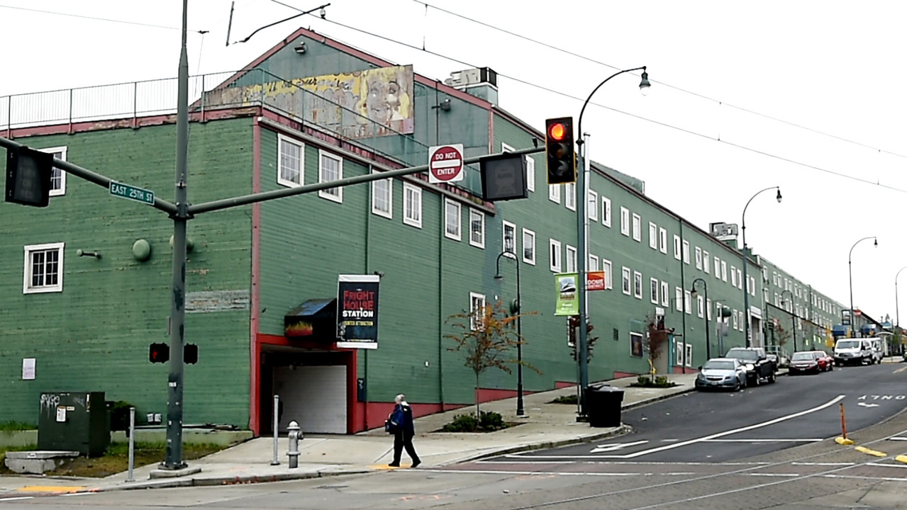 Proposed Tacoma Dome light rail station would demolish part of Freighthouse Square