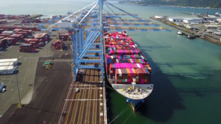 Study to look at deepening waterways to allow visits from megaships at Port of Tacoma