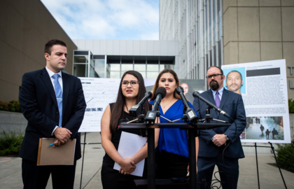 Slain police officer's family sues Tacoma, saying Gutierrez's death  'highly preventable'