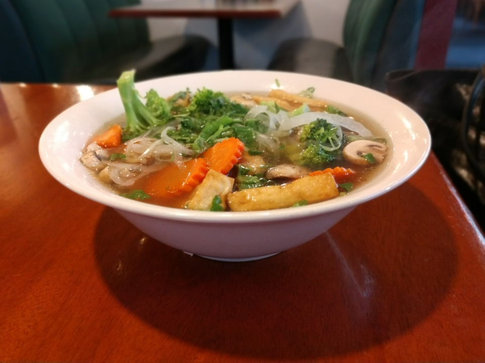 This new soup shop has Vietnamese comfort food and an unexpected find in its pho broth