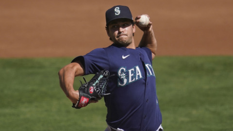 Mariners ace Marco Gonzales recaps final start of season against A's