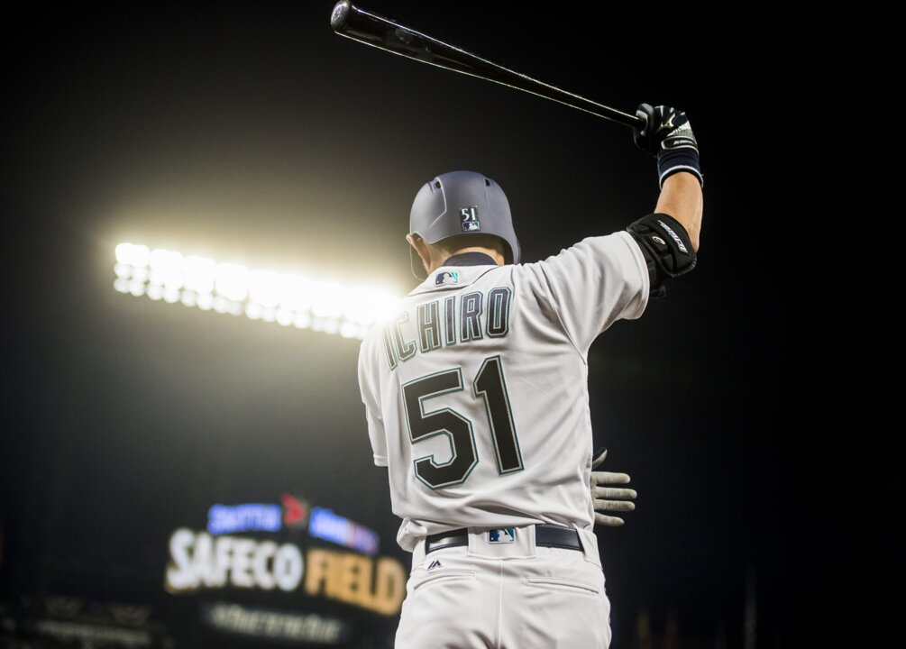 Ichiro vs. Ohtani. It's a made for TV moment that is a worthy send off for the Mariners legend
