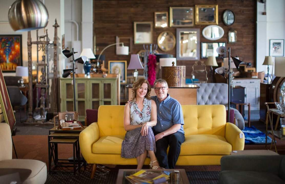 like your cool aunt s house but cooler new consignment shop opens in downtown tacoma tacoma news tribune
