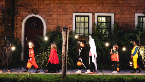 How to keep trick-or-treaters safe on Halloween