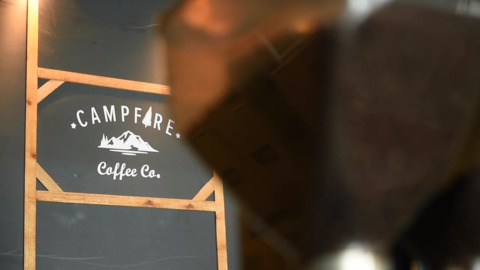 Campfire Coffee Company combines love of coffee and the outdoors
