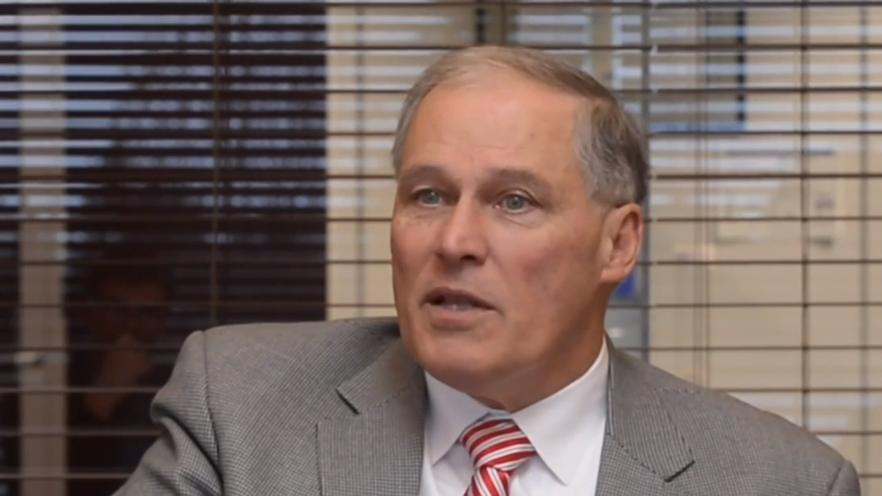 Don't count out Jay Inslee among crowd of Democratic presidential racehorses