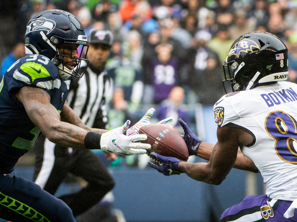 After 'distasteful' play in Seahawks loss Tedric Thompson's job could be Marquise Blair's