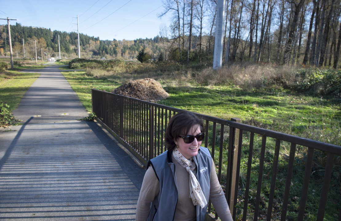 Sumner will spend big to control White River flooding. New wetlands part of project