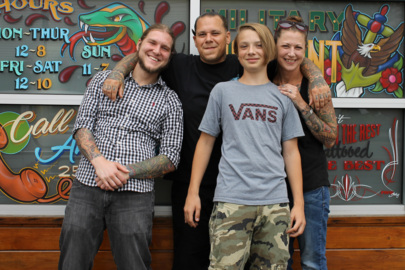 These South Tacoma artists will rep T-town at prestigious Seattle Tattoo Expo