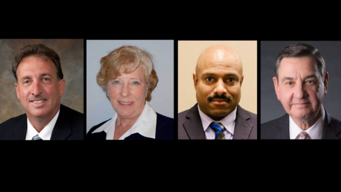 Pierce County Sheriff candidates meet with TNT Editorial Board