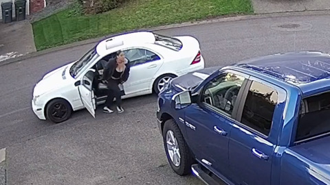 Tis the season for package thieves. Can you help identify this Grinch at work in Puyallup?